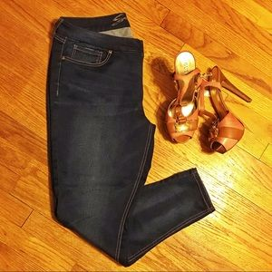 Seven7 Blue Jean Stretch Legging